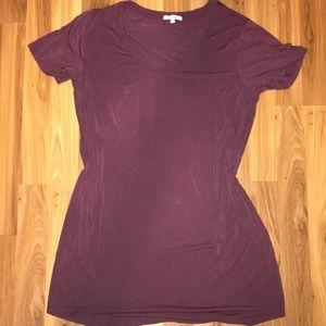 Z Supply T-shirt Dress